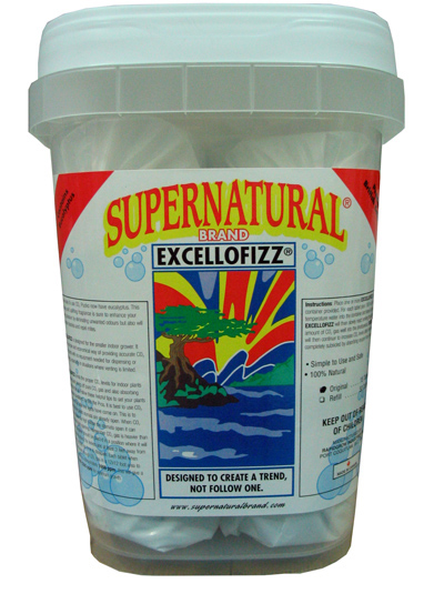 super natural excello fizz